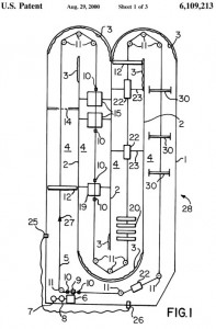 Competitive Dog Performance Apparatus and Method