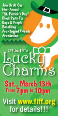 O'Fluff's Charity Dog Event
