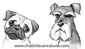 Dog Caricaturist