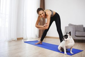 Are Pet-Accompanied Workouts the Next Fitness Craze?